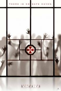 Resident Evil 5: Retribuição - Poster / Capa / Cartaz - Oficial 10