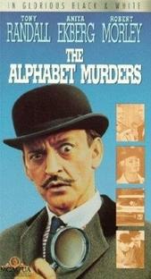 Os Crimes do Alfabeto - Poster / Capa / Cartaz - Oficial 2