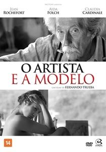 O Artista e a Modelo - Poster / Capa / Cartaz - Oficial 3