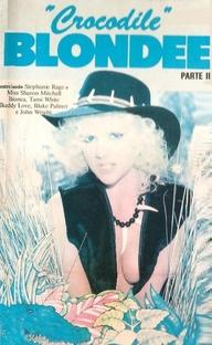 Crocodile Blondee - Parte II - Poster / Capa / Cartaz - Oficial 1