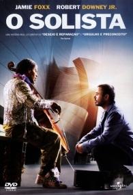 O Solista - Poster / Capa / Cartaz - Oficial 2