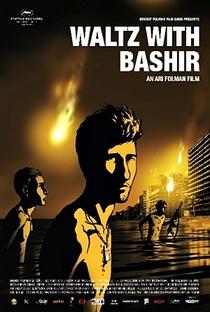 Valsa com Bashir - Poster / Capa / Cartaz - Oficial 11