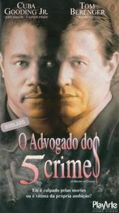 O Advogado dos 5 Crimes - Poster / Capa / Cartaz - Oficial 2
