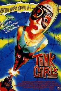 Tank Girl - Detonando o Futuro - Poster / Capa / Cartaz - Oficial 7