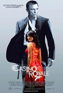 007 - Cassino Royale - Poster / Capa / Cartaz - Oficial 23