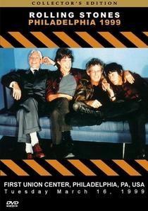 Rolling Stones - Philadelphia 1999 - Poster / Capa / Cartaz - Oficial 1