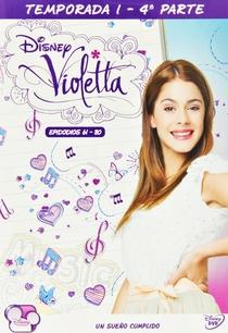 Violetta (1ª Temporada) - Poster / Capa / Cartaz - Oficial 9