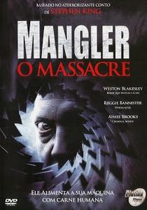 Mangler - O Massacre - Poster / Capa / Cartaz - Oficial 2