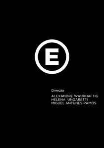 E - Poster / Capa / Cartaz - Oficial 1
