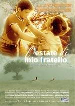 L'estate di mio fratello  - Poster / Capa / Cartaz - Oficial 1