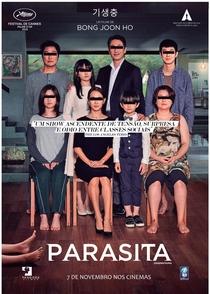 Parasita - Poster / Capa / Cartaz - Oficial 11