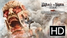 Attack on Titan (Live Action Movie) - Official Theatrical Trailer