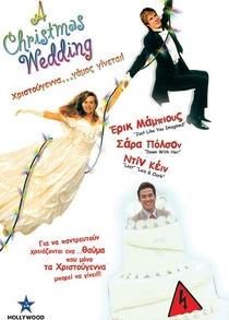 Um Casamento na Noite de Natal - Poster / Capa / Cartaz - Oficial 1
