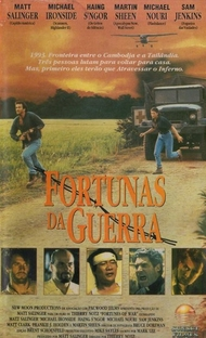 Fortunas da Guerra  - Poster / Capa / Cartaz - Oficial 1