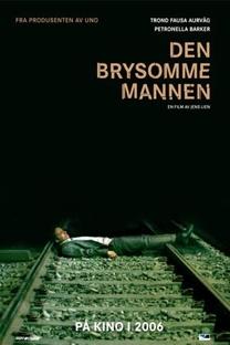 O Homem Que Incomoda - Poster / Capa / Cartaz - Oficial 7