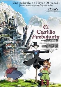 O Castelo Animado - Poster / Capa / Cartaz - Oficial 4