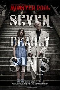Monster Pool: Seven Deadly Sins - Poster / Capa / Cartaz - Oficial 1
