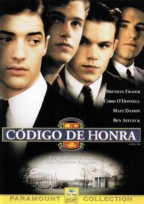 Código de Honra - Poster / Capa / Cartaz - Oficial 5