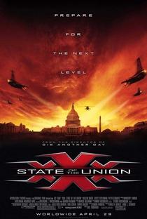 Triplo X - Estado de Emergência - Poster / Capa / Cartaz - Oficial 2