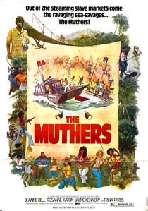 The Muthers - Poster / Capa / Cartaz - Oficial 2