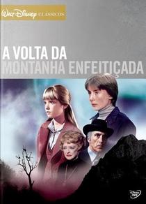 A Volta da Montanha Enfeitiçada - Poster / Capa / Cartaz - Oficial 4