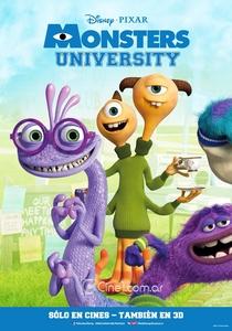 Universidade Monstros - Poster / Capa / Cartaz - Oficial 15