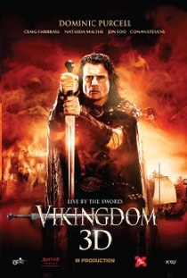 Vikingdom: O Reino Viking - Poster / Capa / Cartaz - Oficial 1