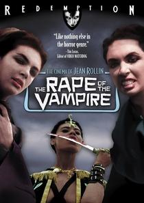 The Rape of the Vampire - Poster / Capa / Cartaz - Oficial 3