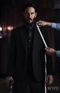 John Wick: Um Novo Dia Para Matar - Poster / Capa / Cartaz - Oficial 5