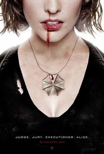 Resident Evil 5: Retribuição - Poster / Capa / Cartaz - Oficial 1