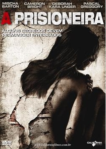 A Prisioneira  - Poster / Capa / Cartaz - Oficial 1