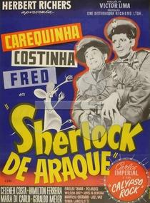 Sherlock de Araque - Poster / Capa / Cartaz - Oficial 1