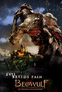 A Lenda de Beowulf - Poster / Capa / Cartaz - Oficial 8