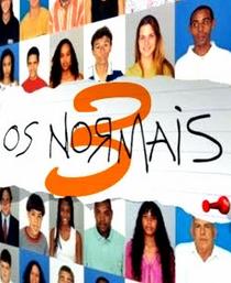 Os Normais 3 - Poster / Capa / Cartaz - Oficial 1