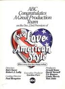New Love, American Style (New Love, American Style)