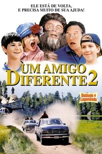 Um Amigo Diferente 2 - Difícil Jornada - Poster / Capa / Cartaz - Oficial 2