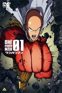 One Punch Man: Special 1 - Shinobiyori Sugiru Kage - Poster / Capa / Cartaz - Oficial 1