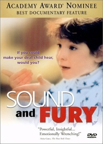 Sound and Fury - Poster / Capa / Cartaz - Oficial 1