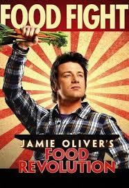 Jamie Oliver e a Revolução da Comida (2ª Temporada) - Poster / Capa / Cartaz - Oficial 1