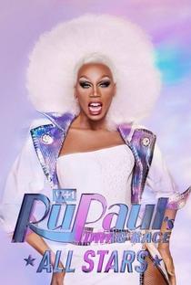 RuPaul's Drag Race: All Stars (4ª Temporada) - Poster / Capa / Cartaz - Oficial 3