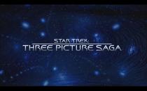 Jornada nas Estrelas: A Saga de Três Filmes - Poster / Capa / Cartaz - Oficial 1