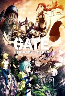 Gate: Jieitai Kanochi nite, Kaku Tatakaeri (1ª Temporada) - Poster / Capa / Cartaz - Oficial 2