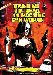 Tragam-me a Cabeça da Mulher Metralhadora - Poster / Capa / Cartaz - Oficial 1