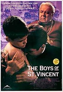Os Meninos de São Vicente - Poster / Capa / Cartaz - Oficial 3