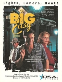 The Big Easy - Poster / Capa / Cartaz - Oficial 1