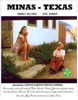 Minas-Texas - Poster / Capa / Cartaz - Oficial 1