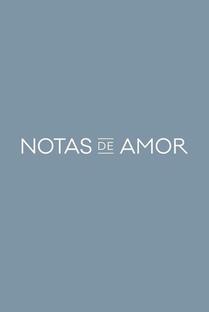 Notas de Amor - Poster / Capa / Cartaz - Oficial 1
