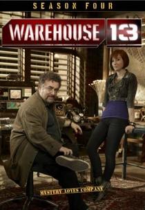 Warehouse 13 (4ª Temporada) - Poster / Capa / Cartaz - Oficial 1