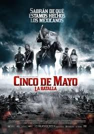 Cinco de Maio: A Batalha - Poster / Capa / Cartaz - Oficial 1