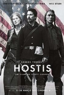 Hostis - Poster / Capa / Cartaz - Oficial 4